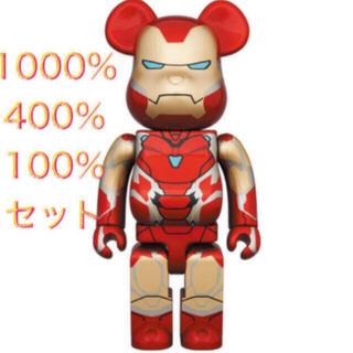 BE@RBRICK IRON MAN MARK 85 1000% セット(その他)