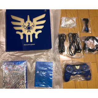 プレイステーション4(PlayStation4)の超美品 ps4 PlayStation4 ドラゴンクエスト ロトエディション(家庭用ゲーム機本体)