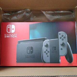 Nintendo Switch - ニンテンドー 任天堂 スイッチ 本体 グレー