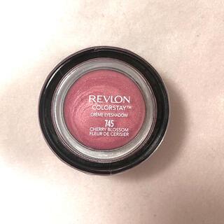 レブロン(REVLON)のレブロン カラーステイクリームアイシャドウ 745 チェリー ブロッサム(4.6(アイシャドウ)
