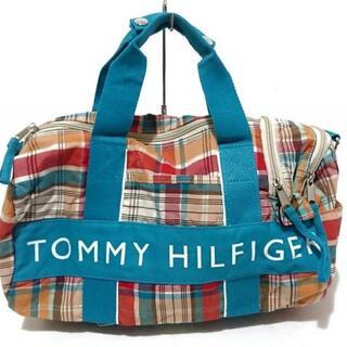 トミーヒルフィガー(TOMMY HILFIGER)のトミーヒルフィガー ハンドバッグ -(ハンドバッグ)