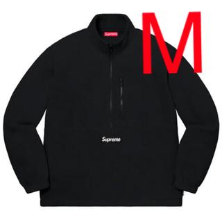 Supreme - Mサイズ Supreme Polartec Half Zip Pullover
