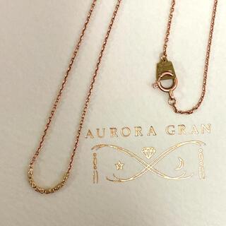 オーロラグラン(AURORA GRAN)のオーロラグラン AURORA GRAN コンビ1 ネックレス(ネックレス)