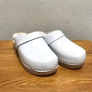 ダンスコ(dansko)のモヘダトフェール サボ  35 新品(サンダル)