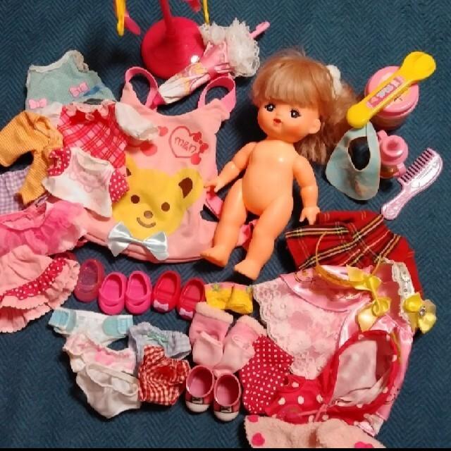 PILOT(パイロット)のメルちゃん セット キッズ/ベビー/マタニティのおもちゃ(ぬいぐるみ/人形)の商品写真