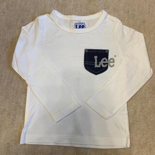リー(Lee)の【100㎝】Lee ロンt(Tシャツ/カットソー)