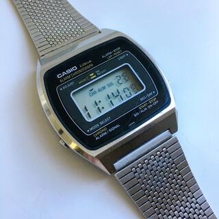カシオ(CASIO)のCASIO 83QS-27 デジタル腕時計 チープカシオ オールドカシオ(腕時計(デジタル))