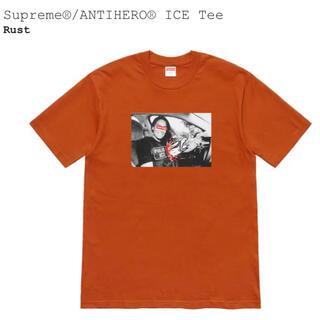 シュプリーム(Supreme)のSupreme®/ANTIHERO® ICE Tee(Tシャツ/カットソー(半袖/袖なし))