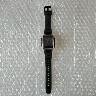 カシオ(CASIO)のCASIO腕時計 wave ceptor WV-59J 中古(腕時計(デジタル))