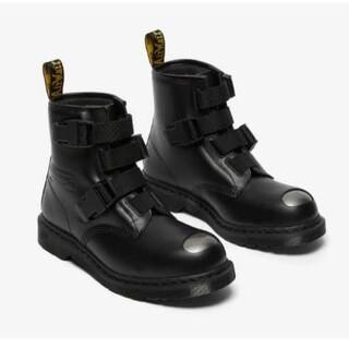 ダブルタップス(W)taps)のレア‼️最新‼️WTAPS ×Dr.Martens STOMPER /UK 8(ブーツ)
