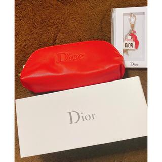 Dior - DIor ポーチセット キーホルダー・サンプル付き