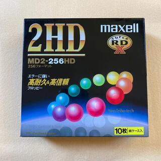 マクセル(maxell)の5インチ フロッピーディスク 10枚入(その他)