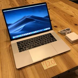 マック(Mac (Apple))の格安!MacBook pro 15インチ 2018(ノートPC)