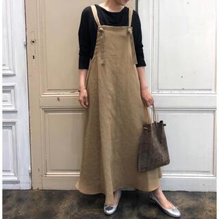 BEARDSLEY - ビアズリー フレアージャンパースカート