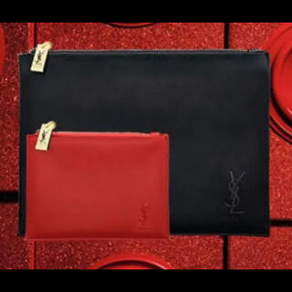 Yves Saint Laurent Beaute - イヴサンローラン ノベルティ ポーチ