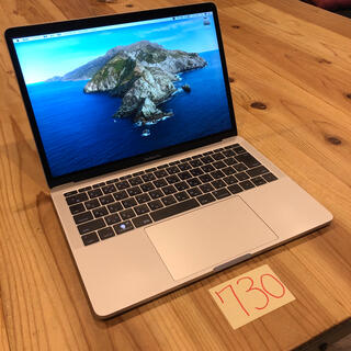 マック(Mac (Apple))のcorei7 MacBook pro 13インチ 2016(ノートPC)