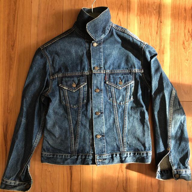 Levi's(リーバイス)のリーバイスジージャン 70505 Lサイズ メンズのジャケット/アウター(Gジャン/デニムジャケット)の商品写真