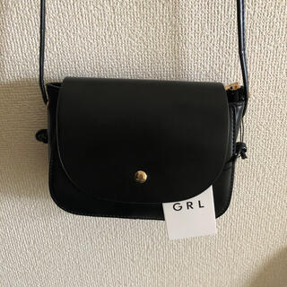 GRL - GRL グレイル ミニ鞄 ショルダーバッグ