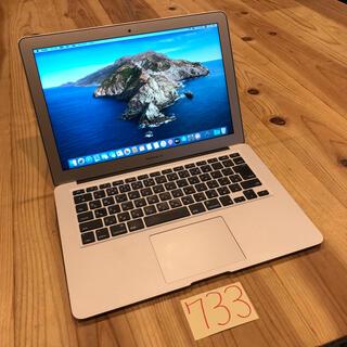 マック(Mac (Apple))のCTOモデル!MacBook air 13インチ 2016(early2015)(ノートPC)