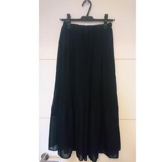 バーバリーブルーレーベル(BURBERRY BLUE LABEL)のブルーレーベルクレストブリッジ のロングスカート(ロングスカート)