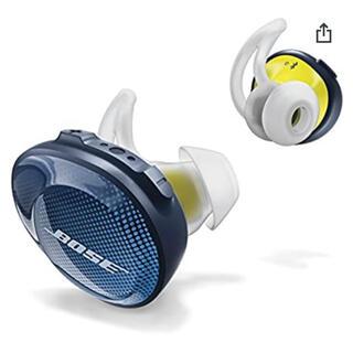 ボーズ(BOSE)の【新品】BOSE ボーズ SOUNDSPORT ワイヤレスイヤホン(ヘッドフォン/イヤフォン)