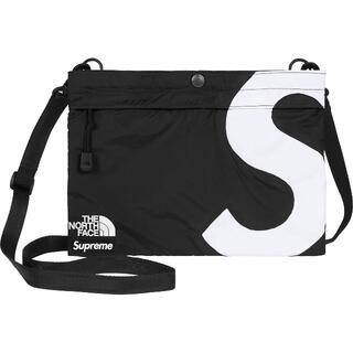 Supreme - Supreme S Logo Shoulder Bag Black