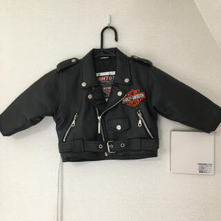 ハーレーダビッドソン(Harley Davidson)のHarley davidson ハーレーダビッドソン ライダースジャケット(ジャケット/上着)