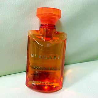 ブルガリ(BVLGARI)の【新品未開封】BVLGARI オムニア(ボディソープ / 石鹸)