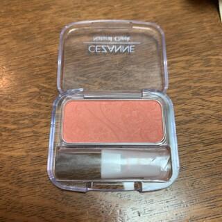 CEZANNE(セザンヌ化粧品) - セザンヌ ナチュラル チークN 10 オレンジ系ピンク