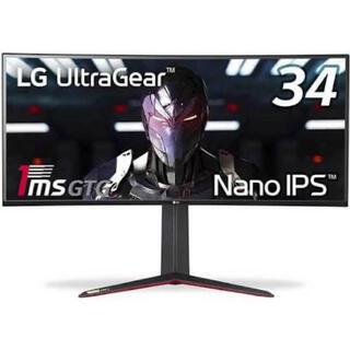 エルジーエレクトロニクス(LG Electronics)のLG 34GN850 LG Ultra Gear. 34インチワイドモニター(ディスプレイ)
