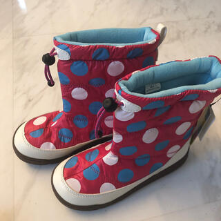 キッズ防寒ブーツ*20cm*(ブーツ)