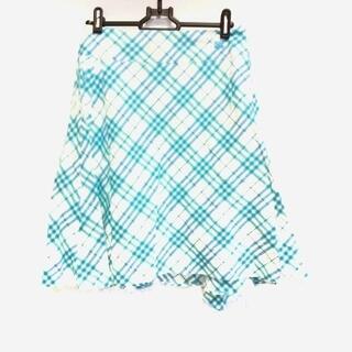 バーバリーブルーレーベル(BURBERRY BLUE LABEL)のバーバリーブルーレーベル スカート 38 M(その他)