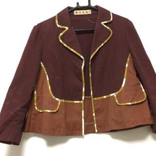 マルニ(Marni)のマルニ ジャケット サイズ42 M レディース(その他)