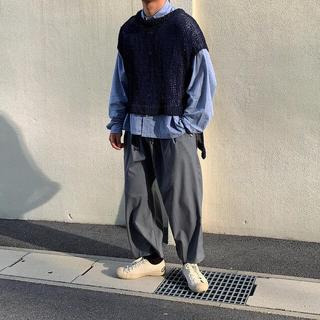マルタンマルジェラ(Maison Martin Margiela)の【希少】amachi. Double Coil Vest(ベスト)