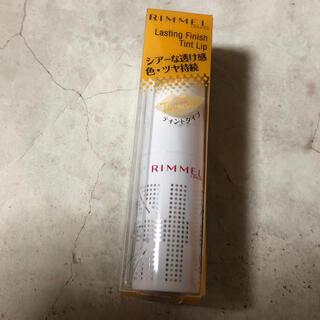 リンメル(RIMMEL)の新品 リンメル ラスティングフィニッシュティントリップ 009(口紅)