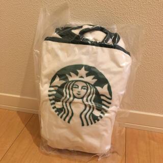 Starbucks Coffee - スタバ ブランケット