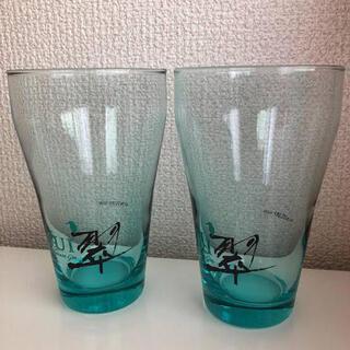 サントリー(サントリー)の翠 タンブラー 2個セット 非売品(グラス/カップ)
