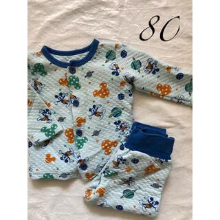 ベルメゾン(ベルメゾン)のベルメゾン ミッキーマウスのパジャマ 80cm(パジャマ)