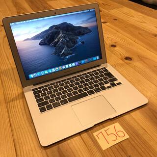 マック(Mac (Apple))のMacBook air 13インチ 2017 corei7 SSD512GB(ノートPC)