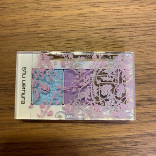【シュウウエムラ】3色アイシャドウ 新品