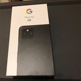 ANDROID - Google Pixel 4a (5G) SIMフリー 128GB 新品
