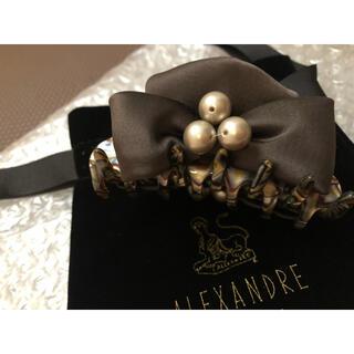 Alexandre de Paris - 新品 定価34000円 アレクサンドル ヘアクリップ