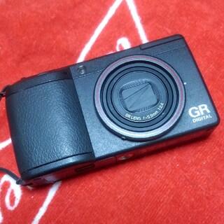 リコー(RICOH)のGR  digital Ⅱ 専用です(コンパクトデジタルカメラ)