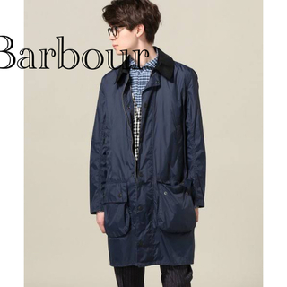 Barbour - BARBOUR ナイロンコート 36 Border Nylon BEDALE