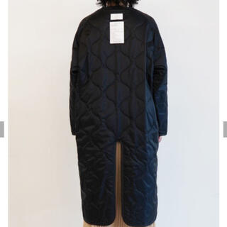 HYKE - HYKE QUILTED LINER COAT新品