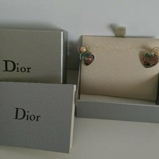 Dior - ディオール ピアス
