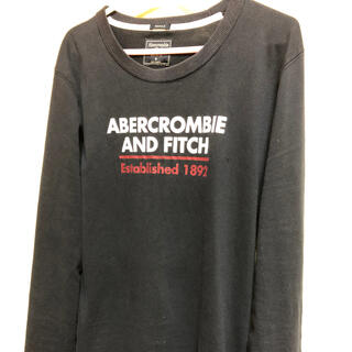 Abercrombie&Fitch - アバクロロンT●人気モデル●最終価格●