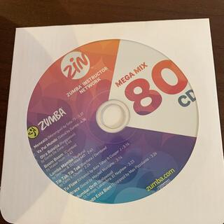 Zumba - ZUMBA MIX CD 80