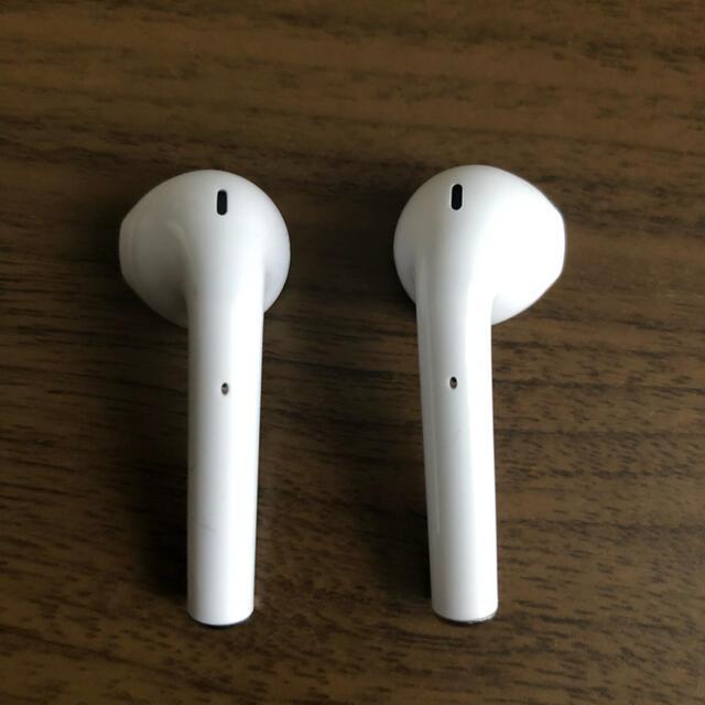 Apple(アップル)のワイヤレスイヤホン エアポッツ様 スマホ/家電/カメラのオーディオ機器(ヘッドフォン/イヤフォン)の商品写真