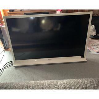 シャープ(SHARP)のLC-40J9  40インチテレビ シャープ(テレビ)